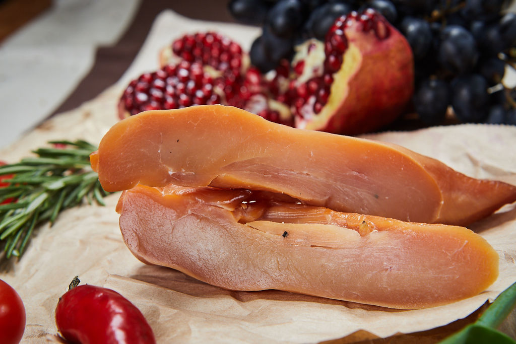 Карпачо из мяса птицы, 1кг
