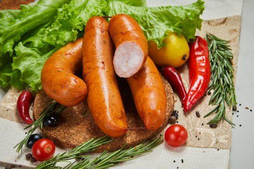 Колбаски шашлычные