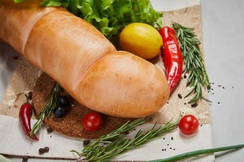 Колбаса Сливочная с мясом птицы