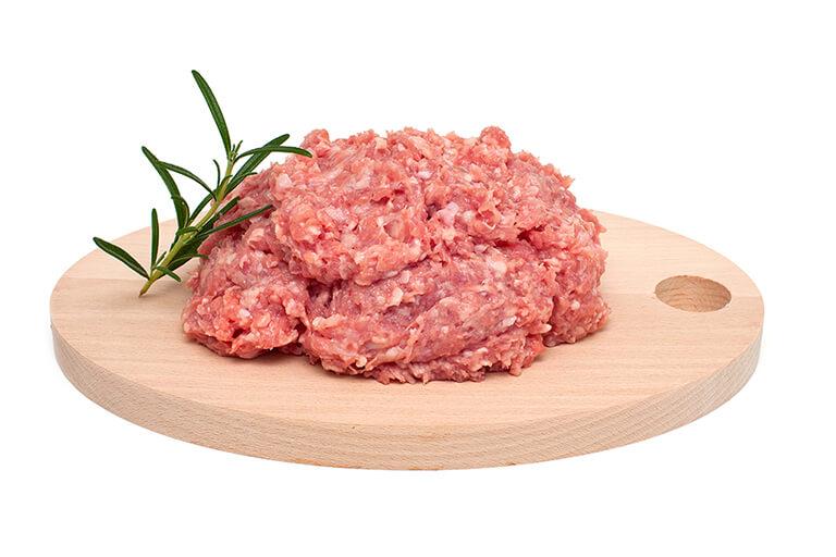 Полуфабрикат куриный люля-кебаб, со свининой , 1кг