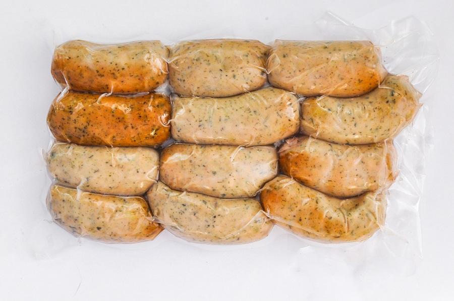 Колбаски для жарки Охотничьи, 1 кг