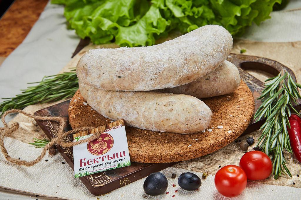 Колбаски для жарки Пикантные, 1 кг